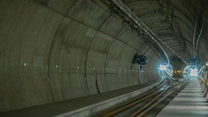 AFTES- Tunnel de base Ceneri - Suisse