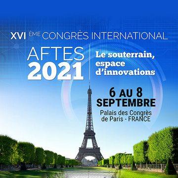 XVI congrès international AFTES 2021