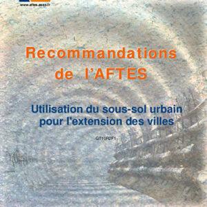 Utilisation du sous-sol urbain pour l'extension des villes