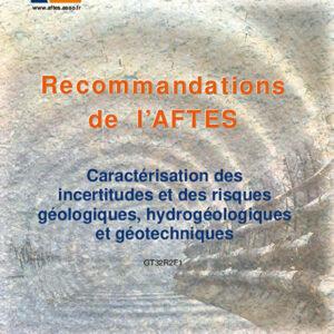 Caractérisation des incertitudes et des risques géologiques, hydrogéologiques et géotechniques