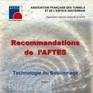 Technologie du Boulonnage - GT6R4
