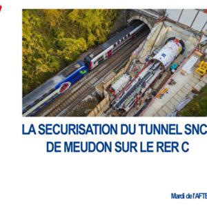 La sécurisation du tunnel SNCF de Meudon sur le RER C