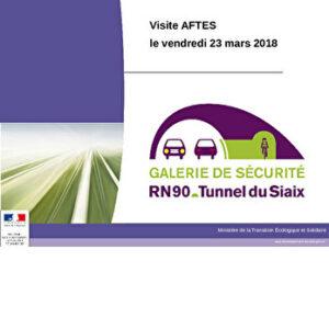 Tunnel du Siaix