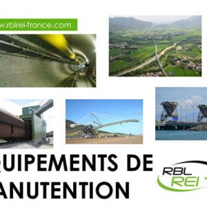 Équipements périphériques dans la construction de tunnels - Innovations et retours d'expériences