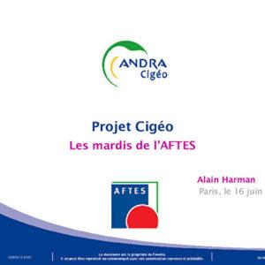 Projet Cigéo