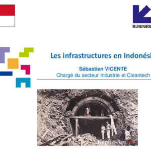 Les infrastructures en Indonésie