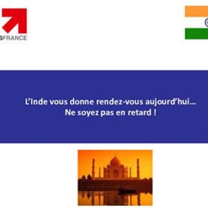 Le développement de l'Inde et les souterrains