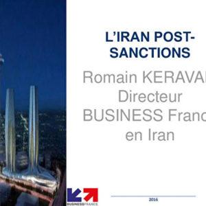 Le point sur les projets en Iran
