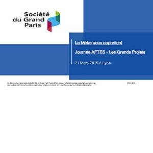 Les Grands Projets : Situations & Perspectives - Paris - Marseille - Lyon - Toulouse