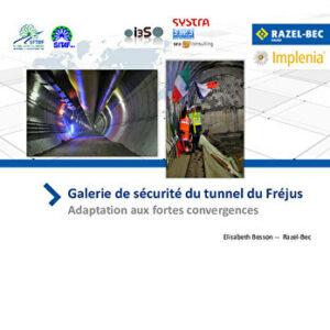 Les tunneliers peuvent-ils passer partout ? (Fréjus)