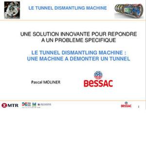 Les tunneliers peuvent-ils passer partout ?