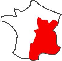 Délégations régionales