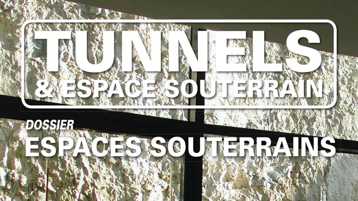 Revue Tunnels et Espace Souterrain n°272