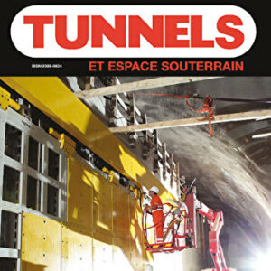 Tunnels et Espaces Souterrain - Mars-Avril 2015