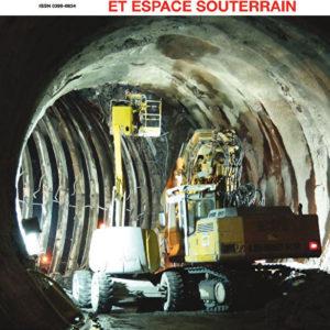 Tunnels et Espaces Souterrain - Mai-Juin 2015