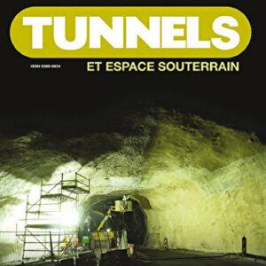 Tunnels et Espaces Souterrain - Juillet-Août 2015