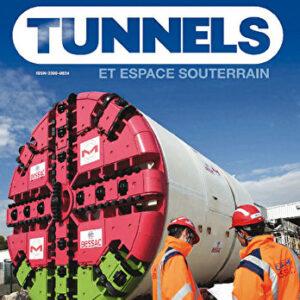 Tunnels et Espaces Souterrain - Septembre-Octobre 2015