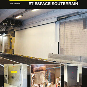 Tunnels et Espaces Souterrain - Janvier-Février 2016