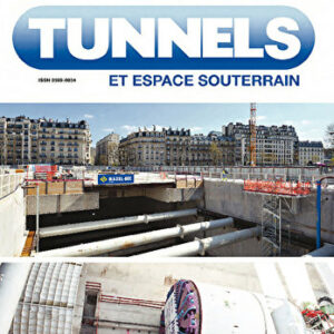 Tunnels et Espaces Souterrain - Mars-Avril 2016