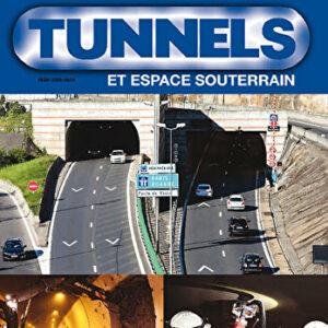 Tunnels et Espaces Souterrain - Septembre-Octobre 2016