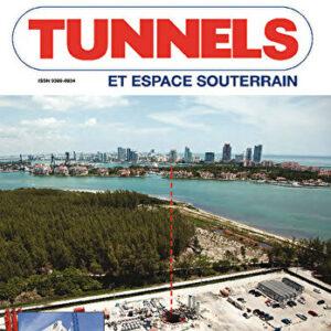 Tunnels et Espaces Souterrain - Novembre-Décembre 2016