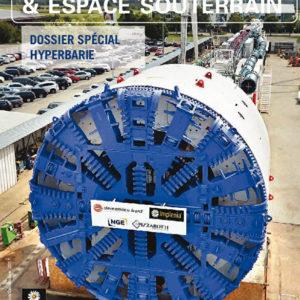 Tunnels et Espaces Souterrain - Octobre-Novembre-Décembre 2017