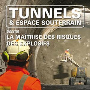 Tunnels et Espaces Souterrain - Octobre-Novembre-Décembre 2019
