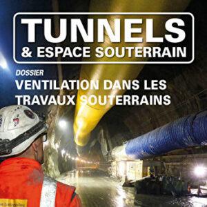 Tunnels et Espaces Souterrain - Janvier-Février-Mars 2020