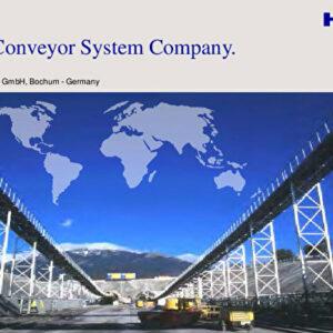 H+E Logistik - Transport du matériel sur convoyeurs