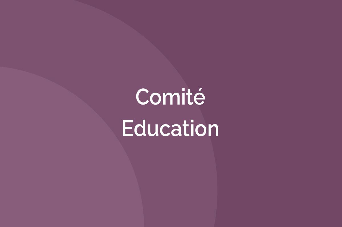 AFTES - Comité Education