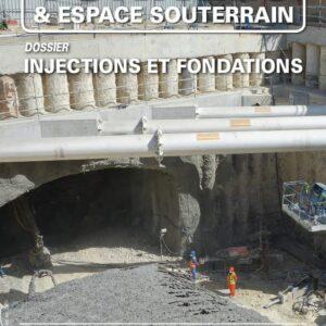 Tunnels et Espaces Souterrain - Juillet-Août-Septembre 2020