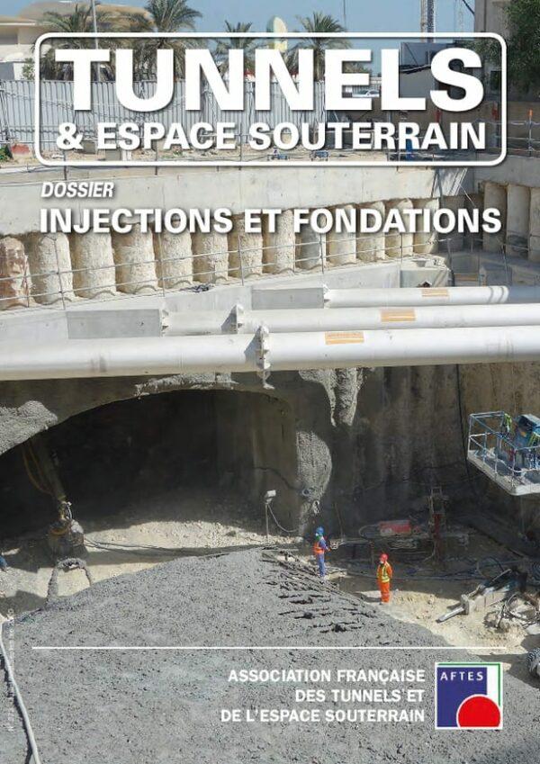 Tunnels et Espaces Souterrain - Juillet-Août-Septembre 2020 - N°273