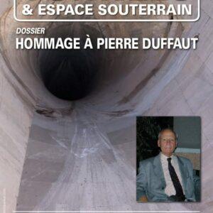 Tunnels et Espaces Souterrain - Octobre-Novembre-Décembre 2020