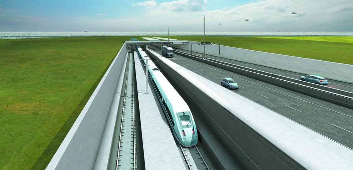 AFTES - Tunnel Allemagne Danemark