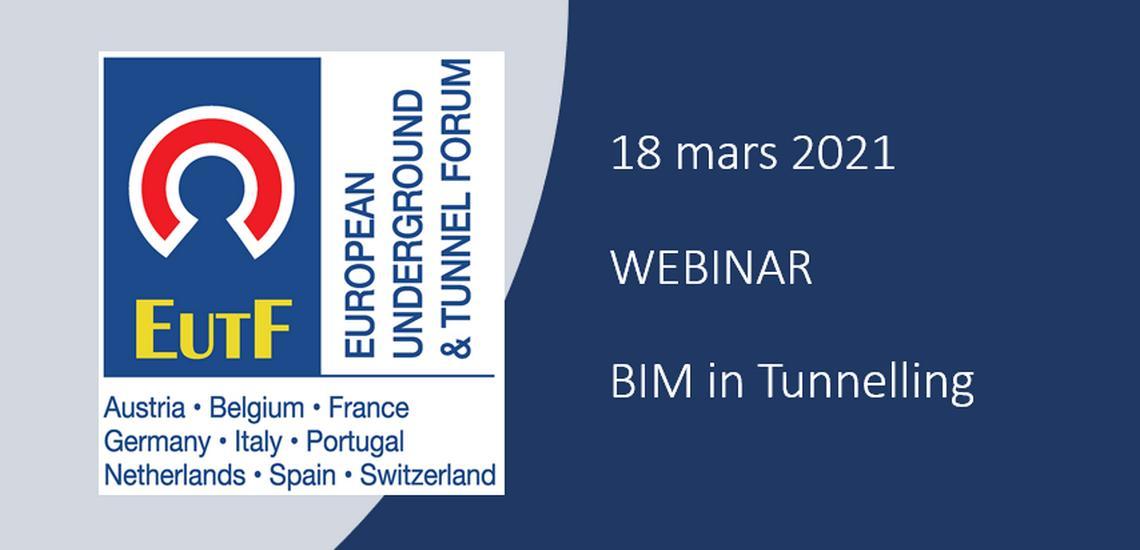 Webinar - BIM in Tunnelling
