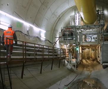 AFTES Vidéothèque - Eiffage Pilote de tunnelier