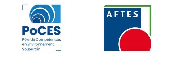 Logo AFTES - PoCES