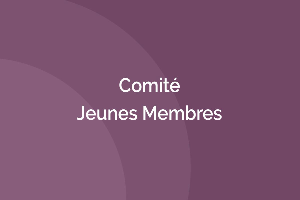 Comité Jeunes Membres