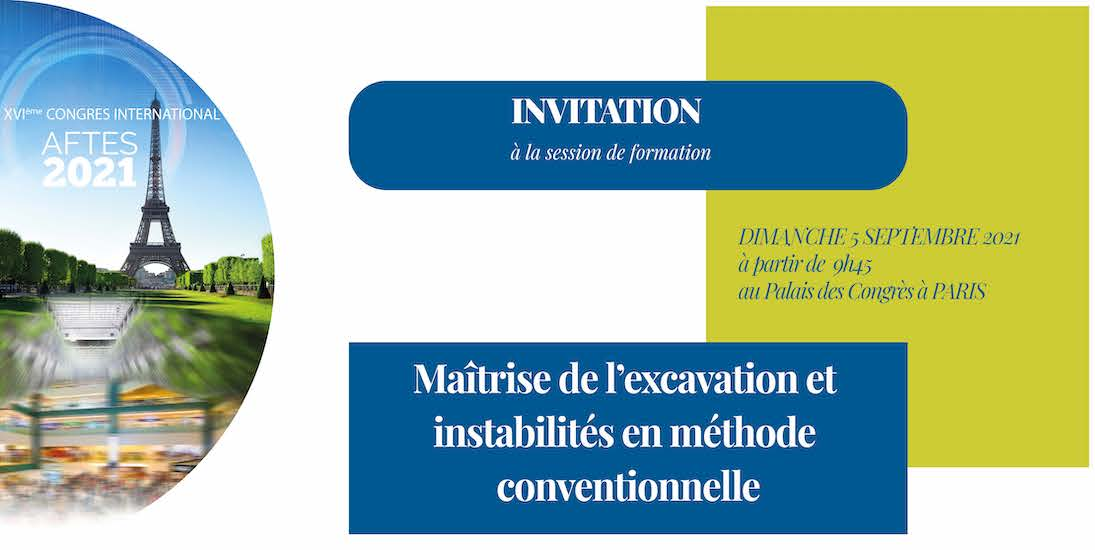 AFTES Formation ITACET 2021