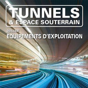 Tunnels et Espaces Souterrain – N° 275 – Janvier/Février/Mars 2021