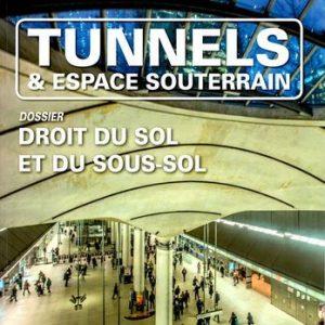 Tunnels et Espaces Souterrain – N° 276 – Avril/Mai/Juin 2021 - AFTES