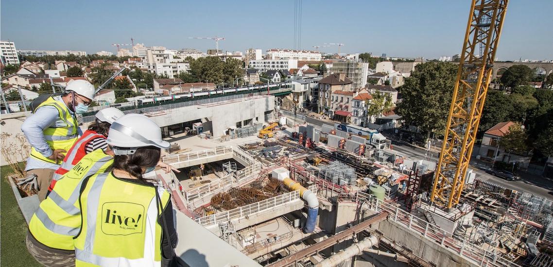 La société du Grand Paris (SGP) ouvre les portes de plus de 40 chantiers