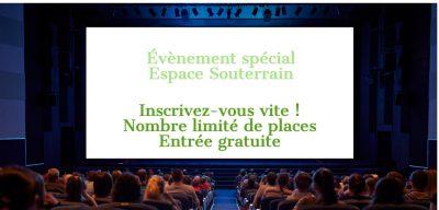 AFTES Evénement spécial Espace Souterrain